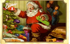 Postcrossing RO-144810 (booboo_babies) Tags: christmas santaclaus holiday children christmastree postcrossing