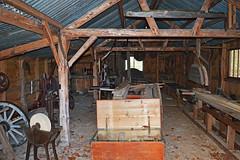 Ty'n Rhos Sawmill (cmw_1965) Tags: tyn rhos llanddewi brefi ceredigion cardiganshire west wales welsh st fagans museum cymru sawmill joinery signwriters coopers carters furniture maker paint shop petrol sales