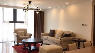 Chính chủ cần cho thuê căn hộ tại D2 Giảng Võ. Dt: 86m2, 2 ngủ full đồ giá 15 triệu/ tháng.