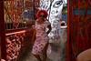 La Habana, Cuba (jaumescar) Tags: lahabana cuba red rojo rouge color woman redhair eye tight dress sexy cuban street photo door canpubphoto art