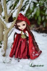 Scarlet (~Louna~) Tags: pullip kirsche custo custom obitsu wig forêt