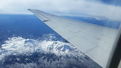 Flying into Seattle, a window seat will give you an amazing view. (Nikki Cleveland) Tags: aerial sky mountain snow aircraft airplane airplaneview windowview landscape wa washington seattleflight flight flying view cascade mountains phonephotography phone phonephotos windowviews mountainviews plane planeview landscapes