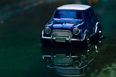 Mini (WR Takiguchi) Tags: water retro reflection retouch light sigma lights colors old photography ambientlight speedlight small bokeh vibrant nostalgia