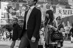 Uppity (burnt dirt) Tags: asian japan tokyo shibuya station streetphotography documentary candid portrait fujifilm xt1 bw blackandwhite laugh smile cute sexy latina young girl woman japanese korean thai dress skirt shorts jeans jacket leather pants boots heels stilettos bra stockings tights yogapants leggings couple lovers friends longhair shorthair ponytail cellphone glasses sunglasses blonde brunette redhead tattoo model train bus busstation metro city town downtown sidewalk pretty beautiful selfie fashion pregnant sweater people person costume cosplay prada shopping bag