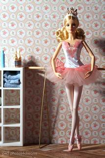the russian ballerina