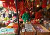 Chinese New Year Phnom Penh (Ron van Zeeland) Tags: chinesenewyear yearofthedog phnompenh red colors buddhism lunarnewyear cambodia china asia market