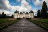 Château de Cheverny (timothydetournay) Tags: sunday castel château france french couché soleil sun photography bleu blanc rouge nikon d750 chambrord cheverny chenonceau travel holliday voyage