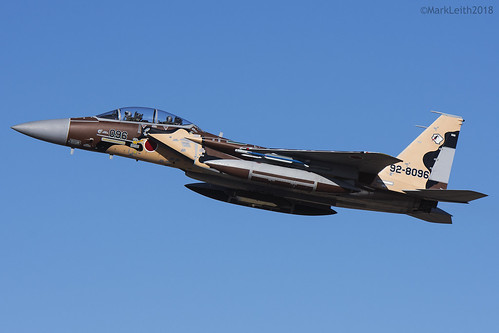 Japan Air Self Defence Force, McDonnell Douglas F-15J Eagle, 92-8096.