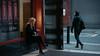 Inside Out (Stefan Waldeck) Tags: women street shop shopping window ad poster text smoking blond dublin 2018 netzki stefanwaldeck