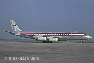 DOUGLAS DC8-62 N1808E RICH INTERNATIONAL