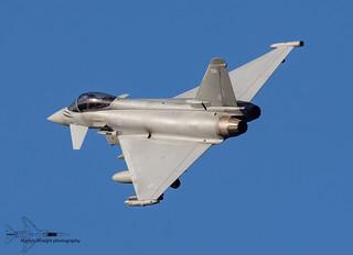 1 Sqn RAF Typhoon Eurofighter