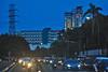 Kawasan Prapatan (Everyone Sinks Starco (using album)) Tags: jakarta kota city cakrawala skyline evening malam