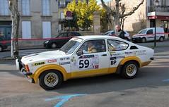 #59 Opel KADETT C GTE (kinsarvik) Tags: castillonlabataille gironde bordeauxaquitaineclassic rallye rally