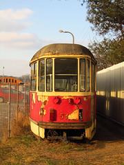 Konstal 13NS, #534, Tramwaje Warszawskie (transport131) Tags: tram tramwaj konstal 13n 534 tw warszawa warsaw