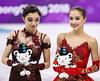 Фигурное катание. Женщины. Произвольная программа (Sport24.ru) Tags: ои2018 олимпиада олимпийскиеигры пхёнчхан пхенчхан фигурноекатание произвольнаяпрограмма лучшее зимние спорт sport гримаса радость улыбка