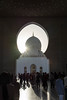 20180223-DSC_6856 (danieleeffe1) Tags: abu dhabi uae sun sunset mosque sheikh zayed crescent white gold people strangers tourists reflection dome arch sacred plaza religious prayer evening giornata sole moschea arco pace islam religione sacro soleggiato gente turisti piazza free libero