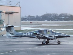 2-SALE Diamond DA-62 Morson Group (Aircaft @ Gloucestershire Airport By James) Tags: gloucestershire airport 2sale diamond da62 morson group egbj james lloyds