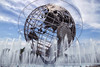 The Whole World (Gary Burke.) Tags: unisphere earth world globe icon newyorkworldsfair landmark worldsfair nyc queens ny flushingmeadowscoronapark flushing park pavilion newyorkcity newyork klingon65 gothamist dslr garyburke canon eos 70d canoneos70d ilovenewyork travel nyctravel citylife cityliving iloveny city outdoor ilovenyc newyorklife nycdetails queenscounty tourism touristattraction nycpark architecture iheartnewyork urban urbanphotography summer fountain water sky clouds