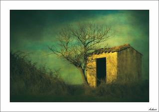...y una casita en el campo