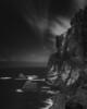 Let the wind erase me (blondmao) Tags: landscape water madeira longexposure rocks portugal ocean atlanticocean sea noperson blackandwhite coast dark waves island bw seascape cliff pontadesãolourenço 13stopper bnw
