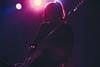 Vök (ewitsoe) Tags: vok band music guitar musical live performance fillin light stage woman warsaw neiboclub canon grain