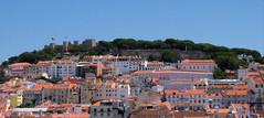 Castelo de San Jorge / Baixa / Lisboa (54) / Portugal (Ull màgic (+1.500.000 views)) Tags: baixa lisboa portugal castell castillo muralla edifici arquitectura nucliantic fuji xt1 torre