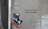 . (B Plessi) Tags: e dauphiné france murales wall painting spray le pen trump trompe grenoble