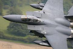 'Fini-Flight' (benstaceyphotography) Tags: usaf usafe f15e lfa7 aircraft raf lakenheath jet fighter boeing mcdonnelldouglas 492d fs 48fw