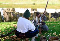 musketin puhdistus (GARS Savolax) Tags: gars slagomgrolle deslagomgrolle historianelävöitys
