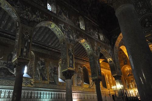 Palermo, Cappella Palatina im Palazzo dei Normanni
