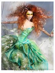 KD fashion tribes - the Demote (kingdomdoll) Tags: fashiondoll fashion fbjd demetae draig doll couture hautecouture resinfashiondoll