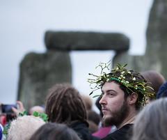 Stonehenge Winter Solstice (Christopher_Hawkins) Tags: barrow druids henge hippy stonehenge stones wiltshire wintersolstice