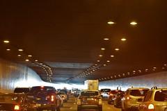 Rush hour (thomasgorman1) Tags: traffic road freeway streetphotos streetshots nikon phoenix arizona tunnel lights cars trucks vehicles