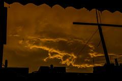 The storm is over (Wal Wsg) Tags: thestormisover the storm is over latormentaaterminado latormenta cielonaranja cielo sky cieloargentino nubes clouds naranja argentina argentinabsas buenosaires caba capitalfederal ciudadautonoma ciudaddebuenosaires villacrespo phwalwsg canoneosrebelt3