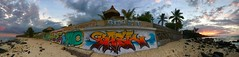 "Les fêtes au soleil!👋🎄👉🌴😎 (""skeba"") Tags: laréunion2017graffbask reunion island graffiti graff street art spot boucan canot 974 la run bask baskone 2s 2sclub club decembre 2017 holidays vacances dom tom"