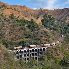 IN - 2017-11-19 - Kanoh (Thomas Kabisch) Tags: india indianrailways mixed zdm3 kanoh