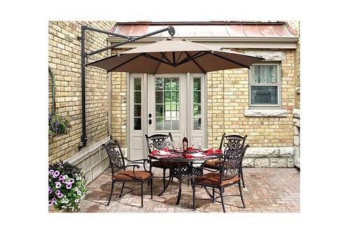 cheap garden parasols