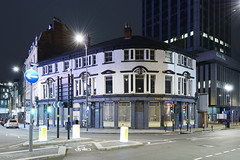 The Crown, Station Street, Birmingham 04/10/2017 (Gary S. Crutchley) Tags: birmingham uk great britain england united kingdom urban city cityscape west midlands westmidlands nikon d800 night shot nightshot nightphoto nightphotograph image nightimage nightscape time after dark long exposure evening travel street slow shutter raw