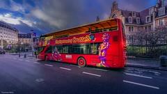 Visit Brussels (YᗩSᗰIᘉᗴ HᗴᘉS +12 000 000 thx❀) Tags: visit car bus travel voyage red bruxelles brussels town road sky hensyasmine yasminehens belgium belgique bel be bélgica belgia belgio belgië belgien mannekenpis color