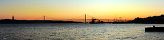 Tejo Bay Sunset - Lisboa