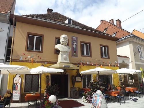 Restaurant zum Kaiser Franz Joseph, Kapfenberg, Austria