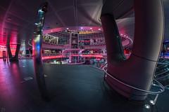Fulton Center (dansshots) Tags: dansshots newyorkcity nyc newyork newyorkatnight iloveny fultoncenter