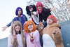 SESION LOVE LIVE 32 (patty_jab) Tags: cosplay love live rin honoka nozomi umi nico maki kotori lovelive madrid