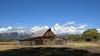 T. A. Moulton Barn (Larry Myhre) Tags: grandtetonnationalpark tetons scenic mountain wyoming mormonrow tamoulton barn