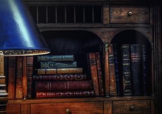 Books in a Quiet Corner