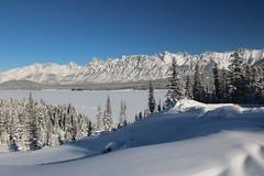 Lower Kananaskis Lake Alberta Canada (davebloggs007) Tags: lower kananaskis lake alberta canada