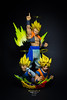 Dragon Ball -  ComFiguration - Goku x Vegeta Fusion - Gogeta-2 (michaelc1184) Tags: dragonball dragonballz dragonballgt dragonballsuper goku vegeta gogeta saiyan banpresto bandai figure anime manga toys