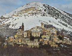 Cocullo (maresaDOs) Tags: abruzzo cocullo borghiditalia italia borgo neve 2018