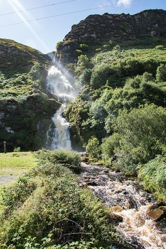 Assaranca Wasserfall