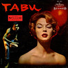 Tabu (Jim Ed Blanchard) Tags: lp album record vintage cover sleeve jacket vinyl easy listening lounge pretty woman girl sexy cheesecake model beautiful negro racism long neck mole redhead shoulders naked exotic black congo bongo drum ralph font